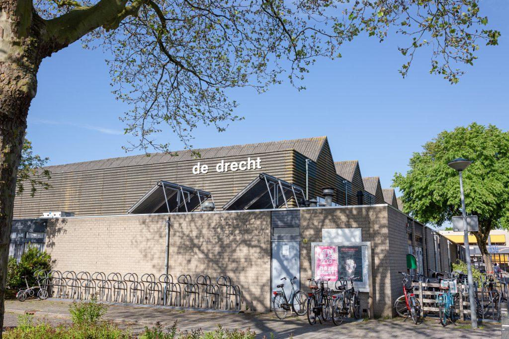 Sporthal de Drecht in Enkhuizen